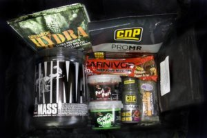 Gym Crate Subscription Box