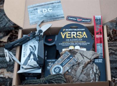 HuntVault Subscription Box