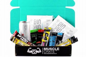 Muscle Crate Subscription Box