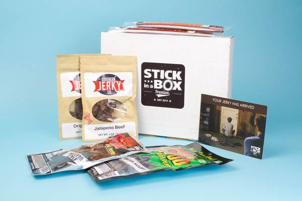 Stick in a Box Subscription