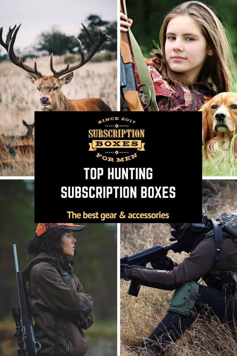 BEST HUNTING SUBSCRIPTION BOXES