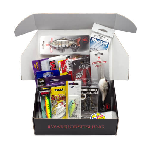 Warriors Tackle Box Subscription