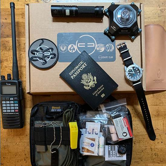 Get crate club spec ops tactical box today!