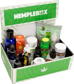 Hemplebox CBD subscription