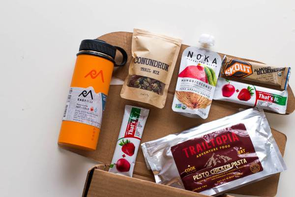 Try Hiker Crate Subscription Box today!