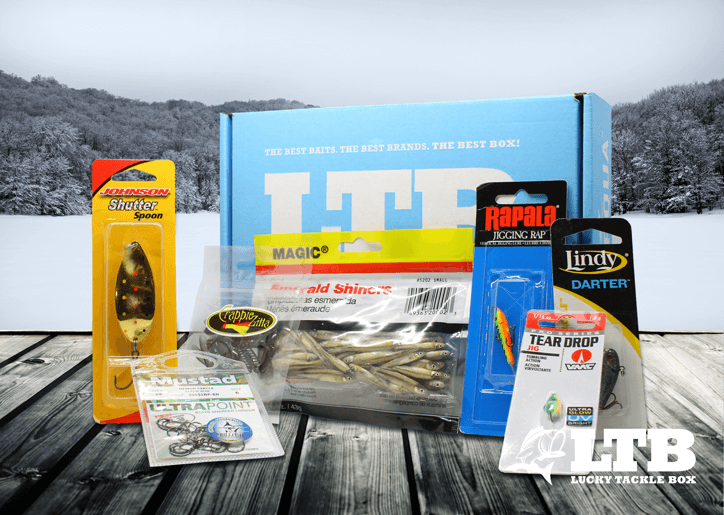 Lucky tackle box subscription
