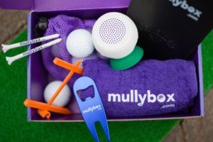Try Mullybox golf subscription box
