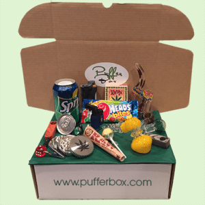 Puffer box subscription