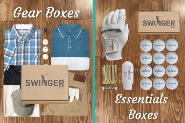 Try swinger box golf subscription today.