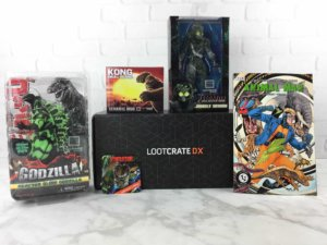 Try loot crate dx subscription box today!