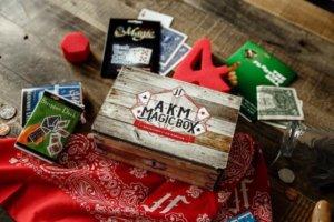 PRESTO CHANGO! Try magic subscription box today!