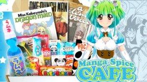 manga spice cafe subscription box