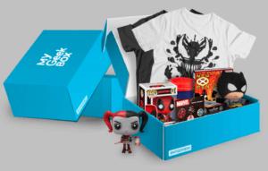 my geek box subscription
