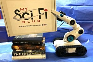 Try my sci fi club book subscription today! Click it now!