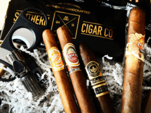Try southern cigar company monthly subscription club today!