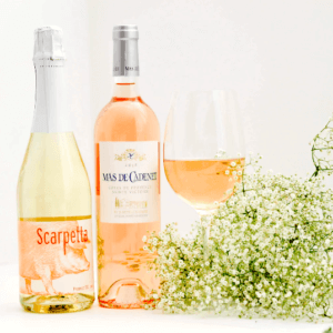 Try Bubbles and rose wine monthly subscription box today!