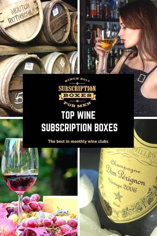 Top wine subscription boxes - Try one today!