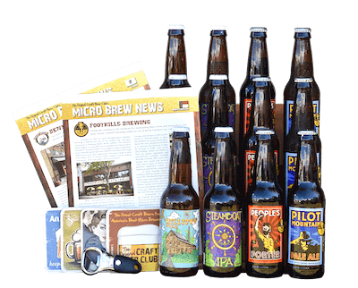 Try craft beer club subscription monthly right now!