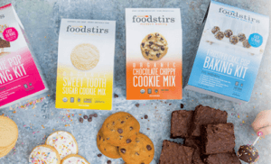 Try foodstirs meal delivery baking subscription today!