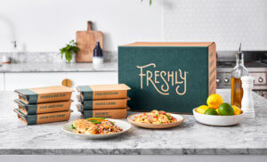 Try freshly food subscription and meal delivery service today! And taste the deliciousness! Editor's Top Pick!