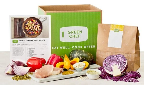 Try green chef meal delivery service and food subscription right now, click here!