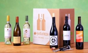 Try hellofresh monthly wine subscription club today!