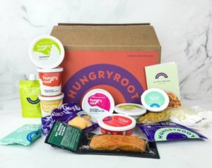 Try hungryroot meal delivery service subscription
