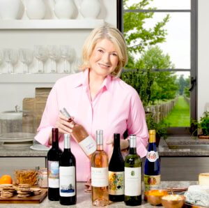 Try Martha Stewart wine co monthly subscription club today! She's so sweet! Click here!