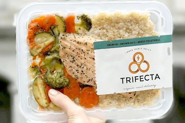 Try trifecta healthy meal delivery service subscription today!