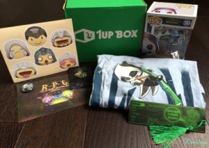 1 up subscription box review