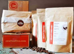 Taste Craft Coffee Subscription Box Today!
