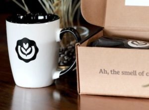 Try Crema coffee subscription box monthly today!