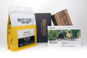 Taste the bold flavors of Moustache Coffee Subscription now!