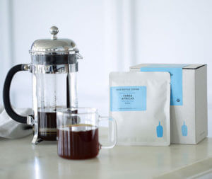 Try blue bittle coffee monthly subscription today!