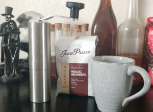 Try javapresse coffee monthly subscription box today!
