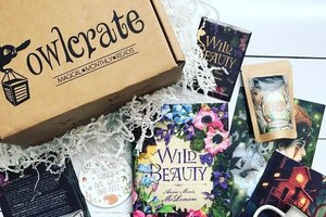 Try owlcrate subscription box today!