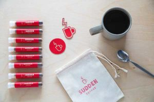 Taste the new sudden coffee subscription today!