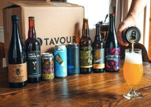 tavour beer monthly subscription review