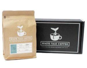 Taste whale tale coffee subscription!
