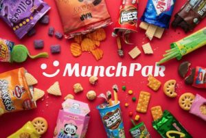 Picture of munchpak subscription box
