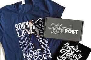 buy nerdy tees by nerdy post