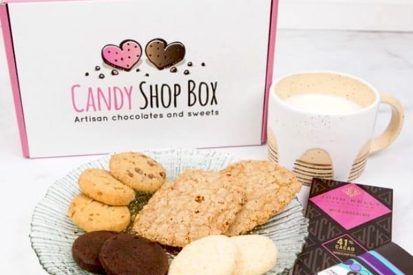 Candy Shop Box