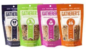 Gatherer's Granola Box