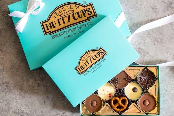 Jessie's Nutty Cups