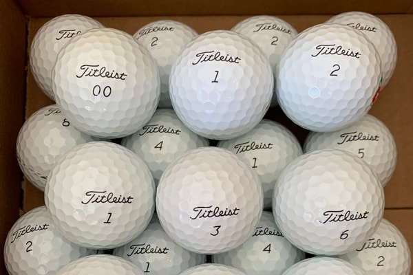 On Par Golf Balls