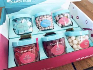 candy club subscription box
