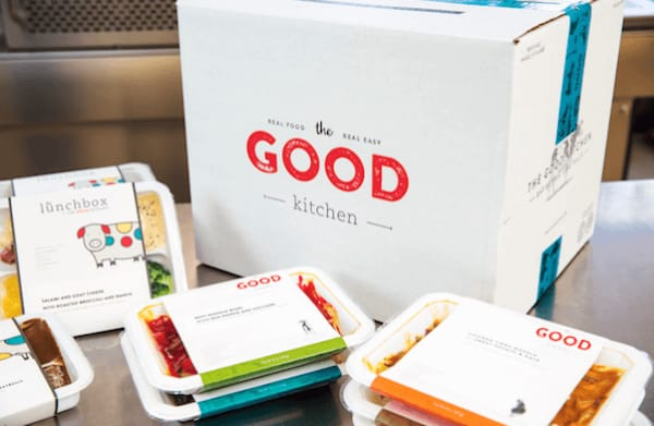 Good Kitchen Meal Delivery Kit