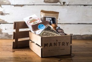 mantry mens subscription snack box