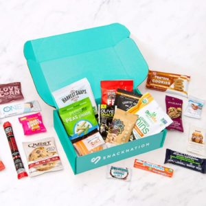 snack nation subscription