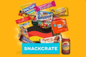 Image of snackcrate subscription box